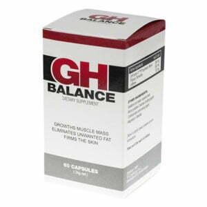 GH Balance - محفز هرمون النمو