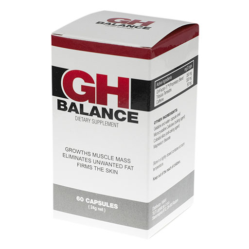 GH BALANCE 60 caps