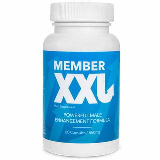 member xxl 60 capsules