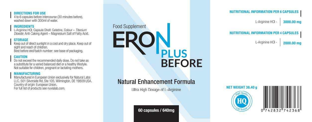 Eron Plus Before Etiquette