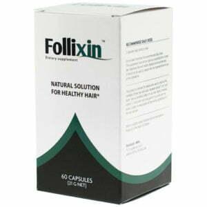 Follixin - bylinno-vitamínová receptúra pre vlasy