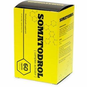 Somatodrol - posilňovač testosterónu a rastového hormónu