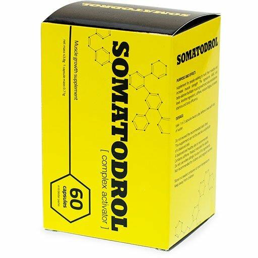Somatodrol 60 capsules