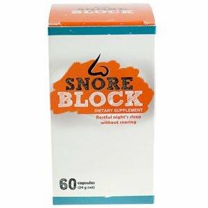 Snore Block 60 kapsułek