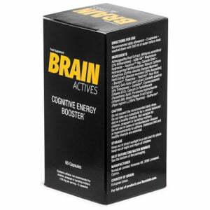 Brain Actives 60 kapsułek