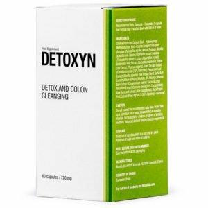 Detoxyn - désintoxication à base de plantes et nettoyage du côlon