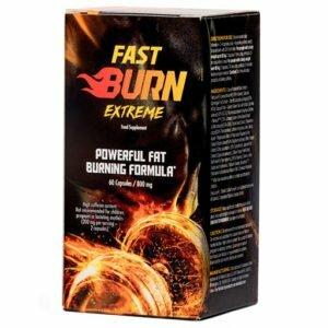 Fast Burn Extreme 60 kapsułek