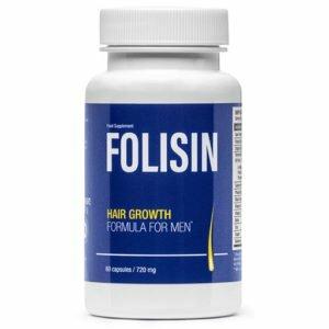 Folisin - أعشاب وفيتامينات لشعر قوي