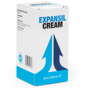 Expansil Cream - krem na powiększenie penisa