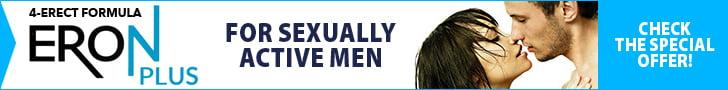 Eron Plus – أعشاب للمشاكل الجنسية