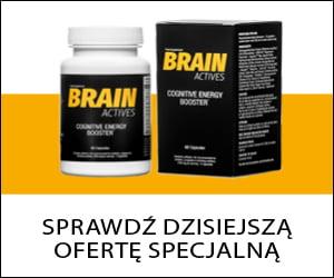 Brain Actives – poprawia pracę mózgu