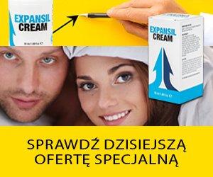 Expansil Cream – krem na powiększenie penisa