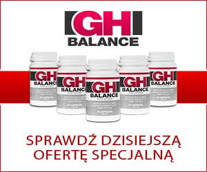 GH Balance – stymulator hormonu wzrostu