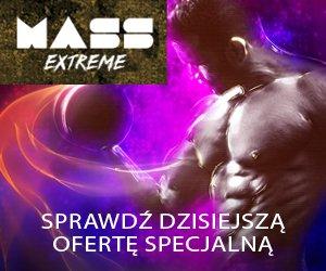 Mass Extreme – budowanie masy mięśniowej