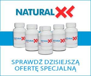Natural XL – zioła na powiększenie penisa