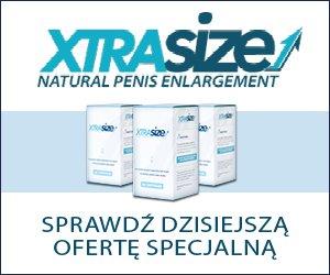 XtraSize – większy penis i lepsza sprawność seksualna